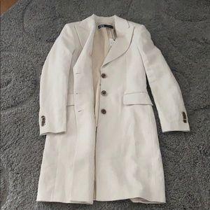 Zara Rustic Menswear Coat